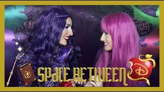 I have you all enjoyed my cover of 'space between' by dove cameron, sofia carson from the new descendants 2 show. its favourite!! watch our video on kayle...