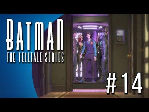 Telltale's Batman: The Enemy Within (E3)#14 - Lotus