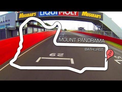 A Tour of Mount Panorama (Bathurst Race Circuit)