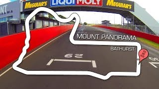 A Tour of Mount Panorama (Bathurst Race Circuit)