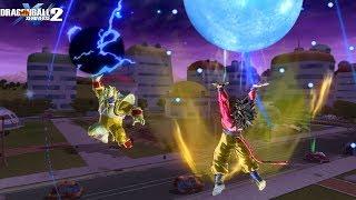 DragonBall Xenoverse 2 - When attacks clash (spectacular collisions) #3