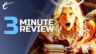 Bullets Per Minute | Review in 3 Minutes (Video Game Video Review)
