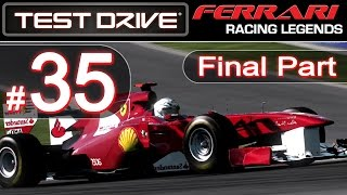 Test Drive: Ferrari Racing Legends [PS3][HD] - FINAL Part #35: Modern Ferrari World - HARD