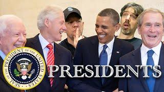 MDQL:总统!