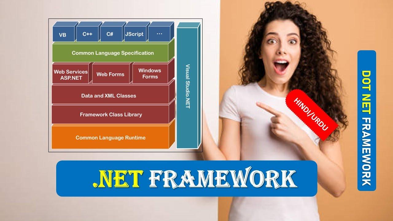 Dot net framework explained in hindi youtube dot net framework explained in hindi pooptronica Images
