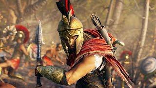 Assassin's Creed Одиссея — Русский трейлер выхода игры (2018)