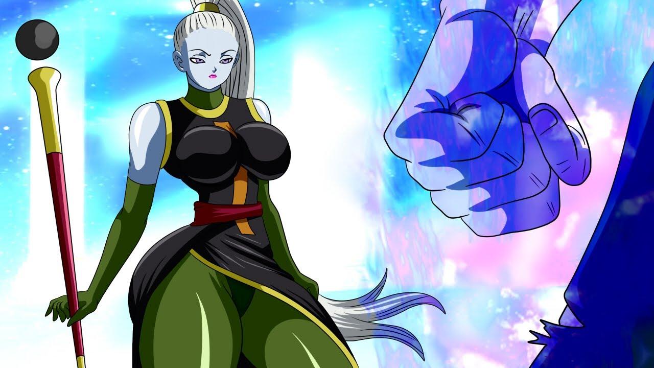 Goku y Vados La union | CAPITULO 7 2da Temporada| El gran poder del Bills Rojo al 150%