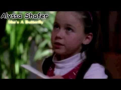 Alyssa ShaferShe's A Butterfly