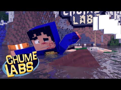 Minecraft: TSUNAMI?! (Chume Labs 2 #49)