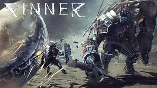 SINNER PC FIRST LOOK Slaying  Huge Bosses! - SINNER Gameplay Impressions