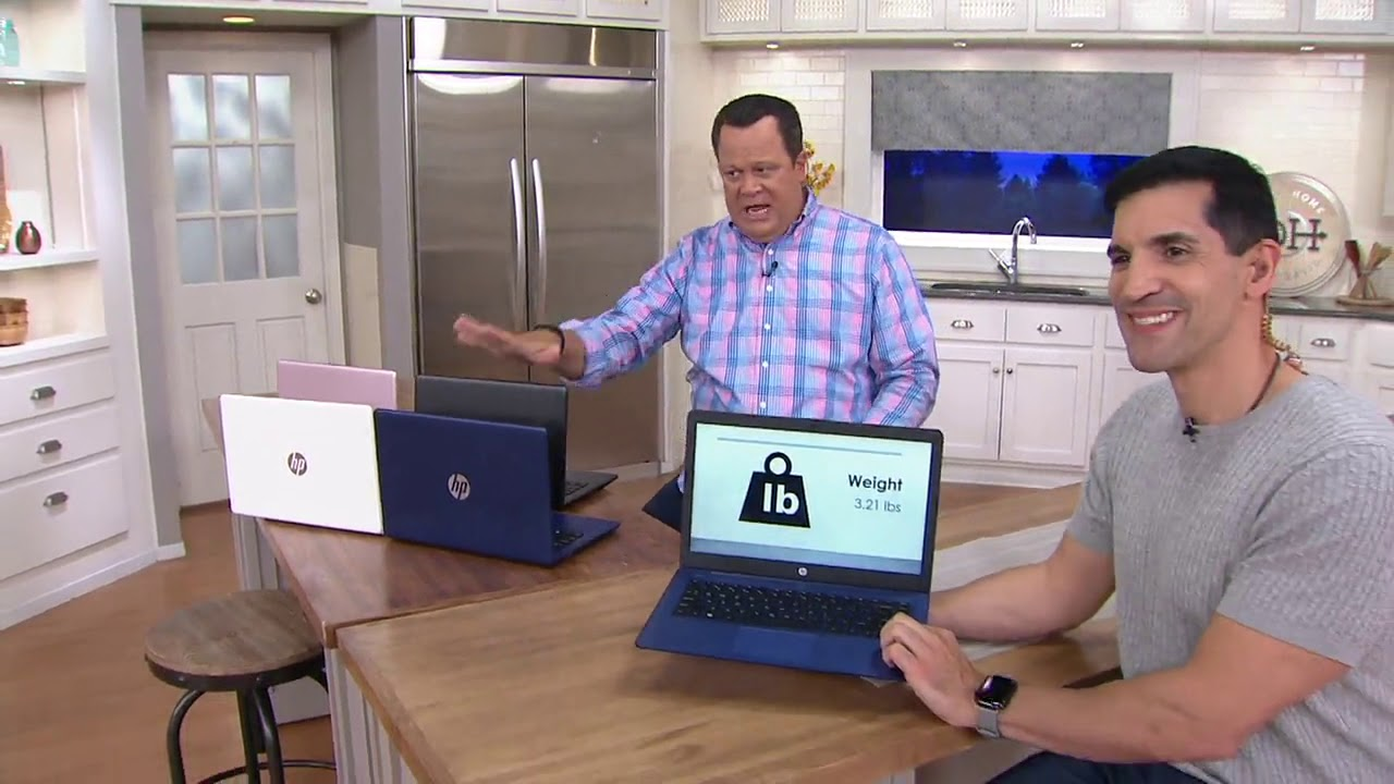 Hp 14 Hd Streambook A4 4gb Ram 64gb Emmc With Office 365 On Qvc Youtube