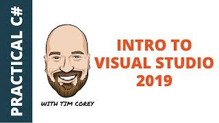 intro to Visual Studio 2019 - What's New, What's Better, and Why You Should Upgrade