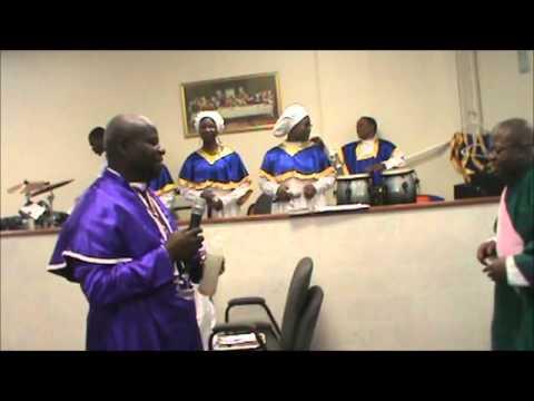 02-10-2013, CCC MN PARISH, Sister Abosede Kayode Coronation, #1.