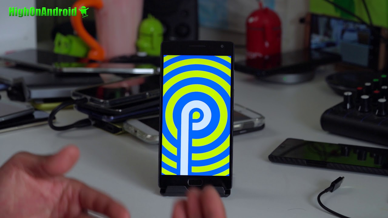 How to Install Android 9 0 Pie w/ Root on OnePlus 2!