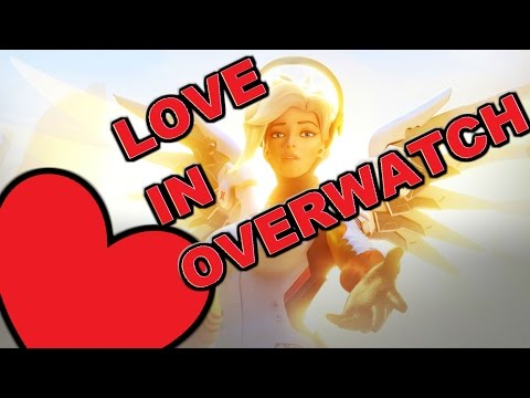 who is mercy dating overwatch