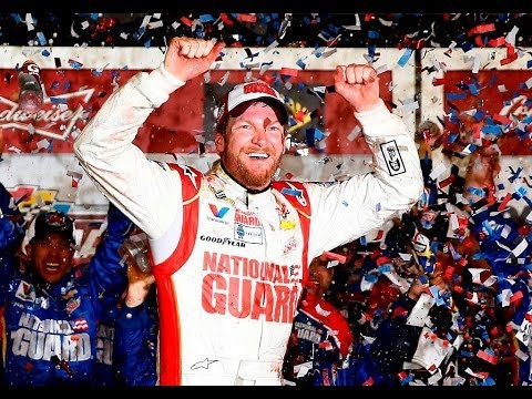 Dale Earnhardt Jr. Wins Daytona 500 (2014) NASCAR 🏁