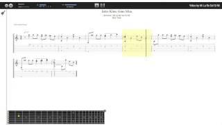 Intro Khúc Giao Mùa - Huy Tuấn (tab guitar Haketu)