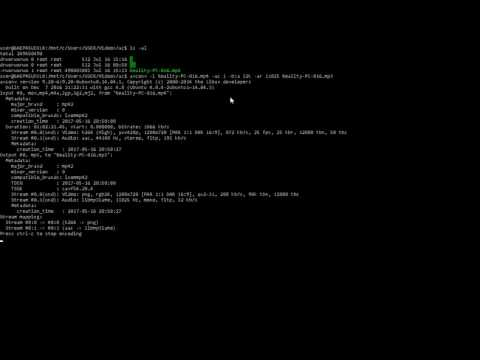 Youtube to MP3 Audio - Converter With Avconv in Linux