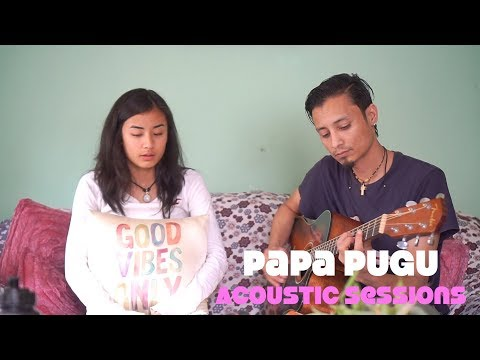 Acoustic Sessions || Papa Pugu trying Acoustic Song ||