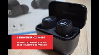 Sennheiser CX 400BT. #Análisis y experiencia de uso de los cascos True Wireless | Gameit ES