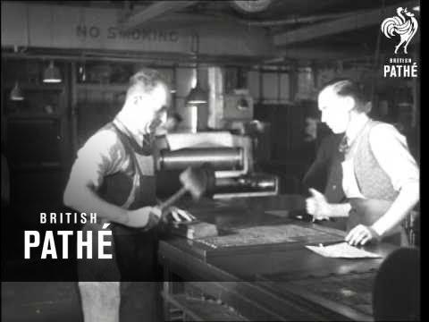 Newsprint Part 1 (1940)