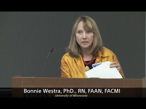 NINR Big Data Boot Camp Part 3: Big Data Analytics for Healthcare - Dr. Bonnie Westra