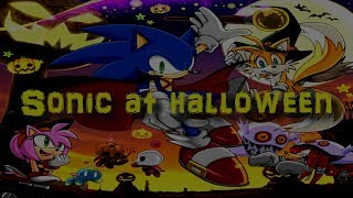 sonic at halloween part 6