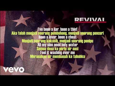 Eminem ft Ed Sheeran - River Lirik & Terjemahan Bahasa Indonesia