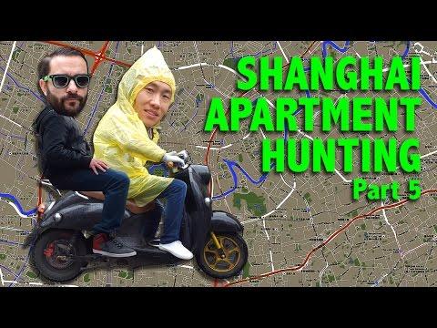 China - SHANGHAI APARTMENT HUNTING Part 5