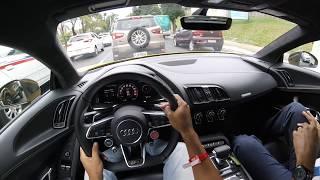 Role de Audi R8 V10 Plus 2018 (610cv)