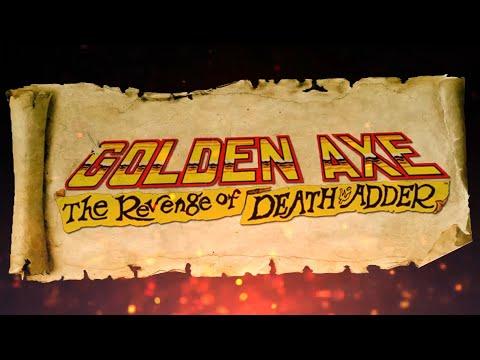 Golden Axe Arcade1up - Cabinet Trailer from VGFreak