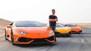 CARRERAS DE MILLONARIOS EN DUBAI