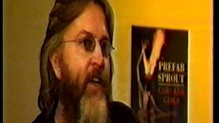 Paddy McAloon discussing Green Gartside of Scritti Politti
