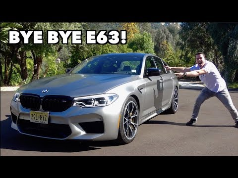 REPLACING MY E63 WITH A BMW M5 COMPETITION!