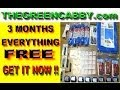 EVERYTHING FREE for 3 MONTHS!! ( EXTREME COUPON ) No Purchase Required!!