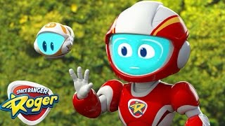Space Ranger Roger   Cartoon Compilation for Kids   Videos For Kids   Funny Videos For Kids