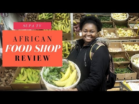 SUPA TV: AFRICAN SHOP REVIEW