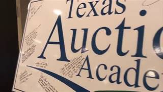 Texas Auction Academy Grows with Industry