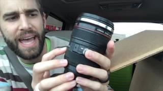 ★★★★★ OmeGod SLR Lens 24-105mm Stainless Steel Coffee Mug - Amazon