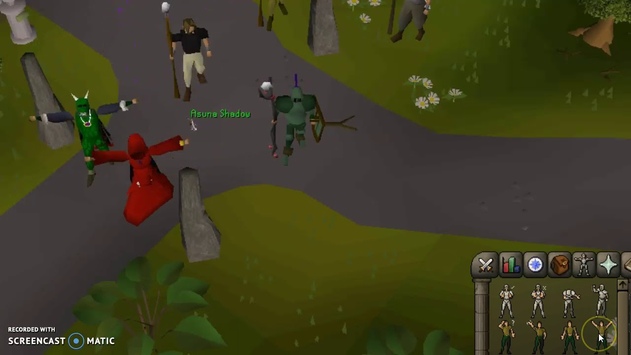OSRS Autoclicker Busted by bwoock