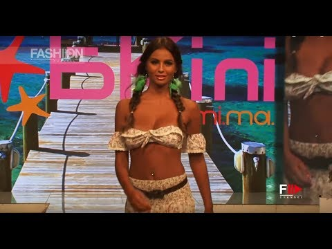 BIKINI MI. MA.  Full Show Spring Summer 2018 Maredamare 2017 Florence - Fashion Channel