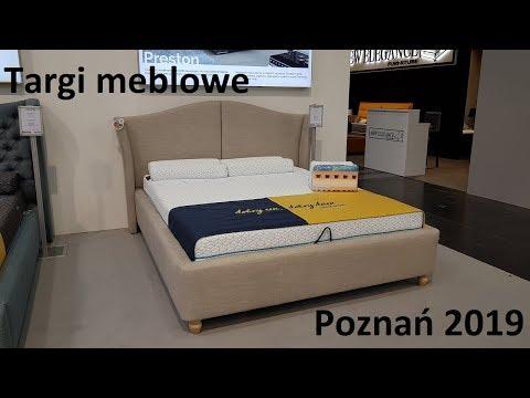 Comforteo Meble Marzenie łóżka Materace I Wypoczynki. Targi Meblowe Poznań 2019 Meble Polska