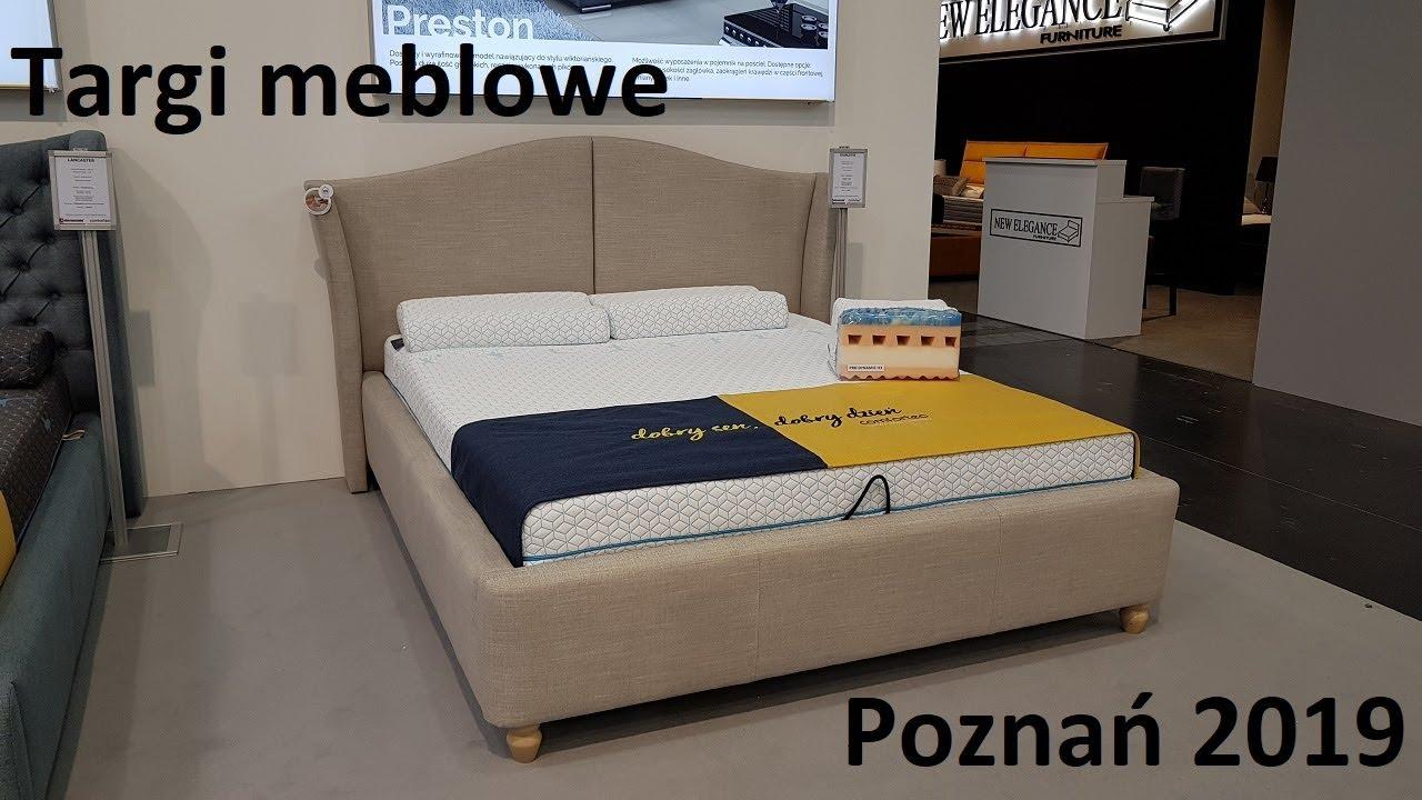 Comforteo Meble Marzenie łóżka Materace I Wypoczynki Targi Meblowe Poznań 2019 Meble Polska