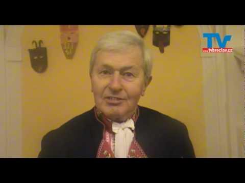 Jožka Černý - přání k Vánočním svátkům a k novému roku 2010