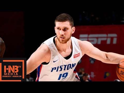 Detroit Pistons vs Portland Trail Blazers Full Game Highlights | July 6 | 2019 NBA Summer League