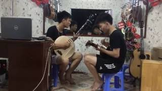 Ngẫu hứng Đàn Nguyệt - Guitar