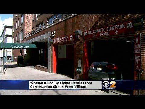 Sources: Woman Struck, Killed By Falling Debris In Greenwich Village