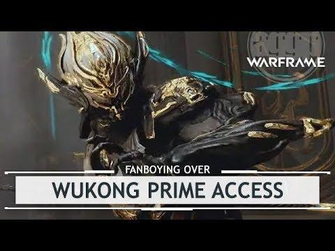 Warframe: Wukong Prime Access & Nightwave Season 2 - FIRST LOOK