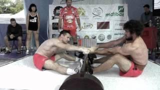 Открытый чемпионат Польши по мас-рестлингу 2012