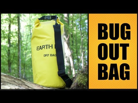 Bug Out Bag (NEW) -- Budget Friendly, Compact and Portable 72 Hour Survival Kit | Are YOU Prepared?